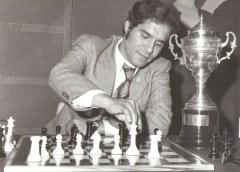 Tounoi national feu Abderrahman Nejjar des échecs