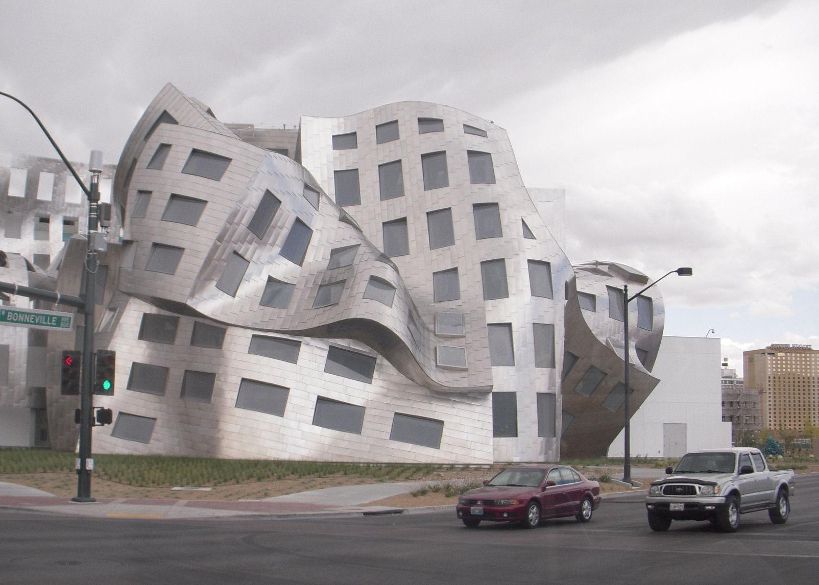 240 Unusual Architecture Las Vegas Usa