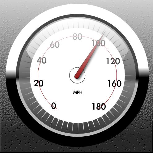 Speedometer illustration - LeMasney Consulting