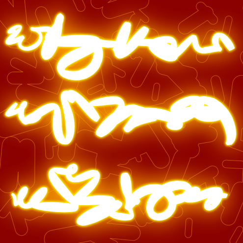 Hot Calligraphy cc-by lemasney