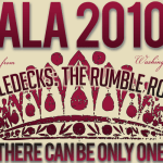 193 of 365 is a rumble royale in #Inkscape #ala10 #libraries