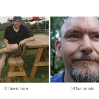 39 of 365: Face-ism Ratio design principle