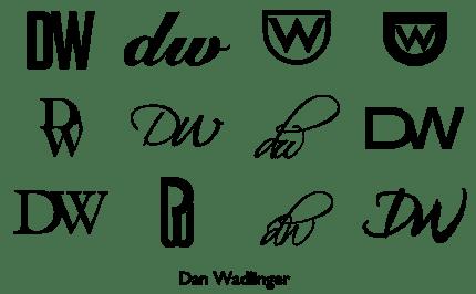 Monogram for Dan Wadlinger