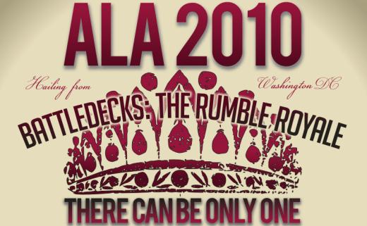 ALA 2010 Battledecks Logo