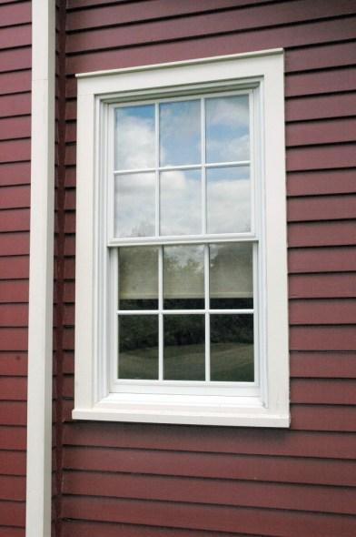 Jedediah Higgins House, Princeton, NJ, Exterior Window, cc-by lemasney