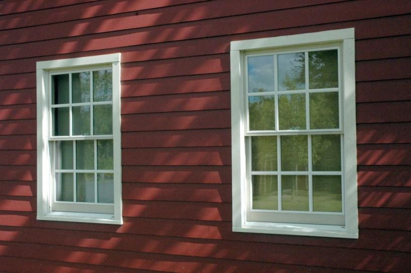 Jedediah Higgins House, Princeton, NJ, Exterior windows, cc-by lemasney