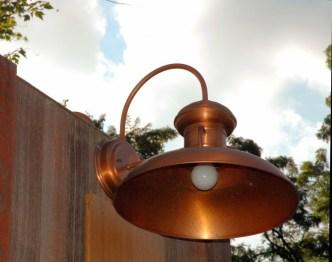 Jedediah Higgins House, Princeton, NJ, Exterior sign lamp, cc-by lemasney