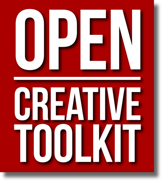 Open Creative Toolkit speed design cc-by lemasney