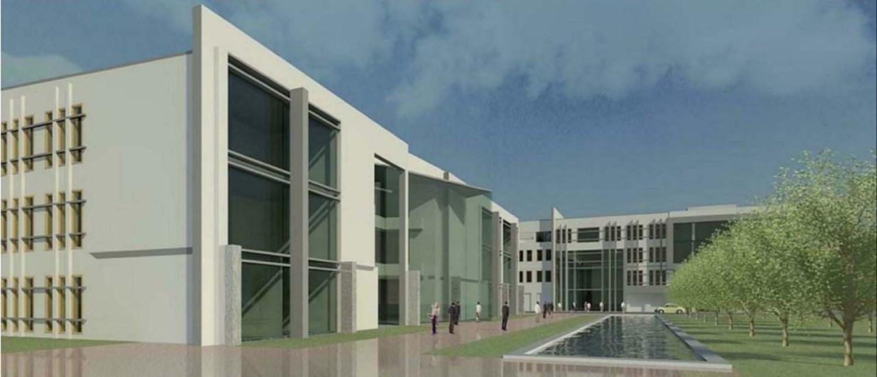 Futuro Campus da UEZO