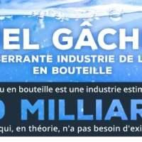 L'eau en bouteille : son industrie et son impact écologique