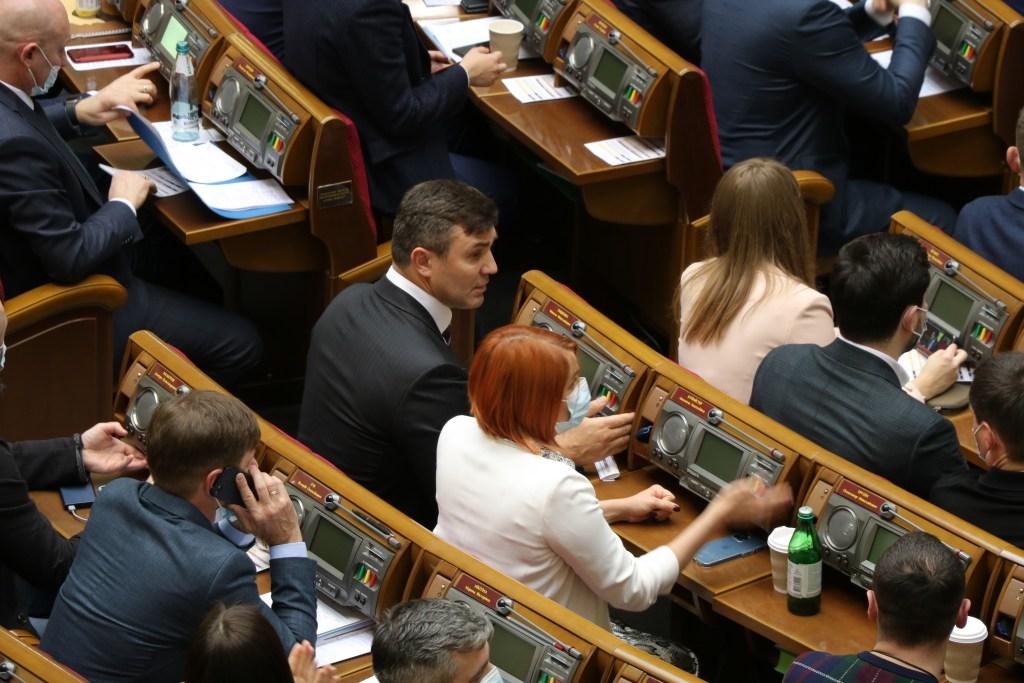 Пленарне засідання Верховної Ради України (ФОТОРЕПОРТАЖ)