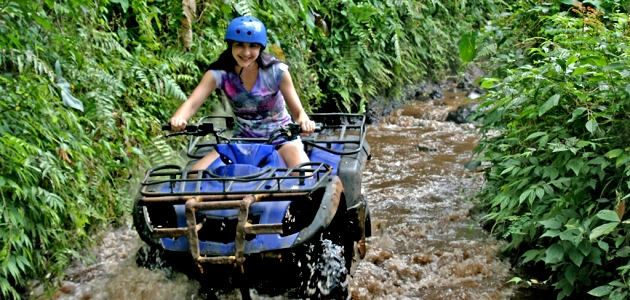 Bali ATV Ride Single Program