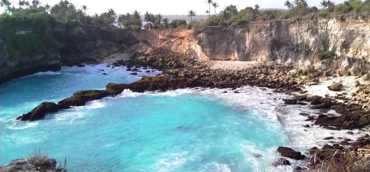Enjoy the Marine Life of Blue Lagoon Beach in Bali