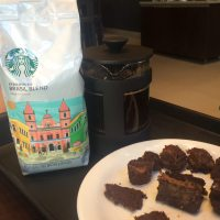 Degustação gratuita no Starbucks