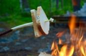 Basic camping stuff