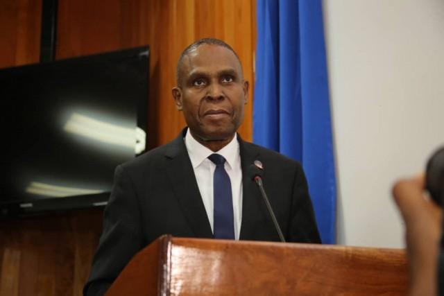 Jean Henry Ceant Premier Ministre
