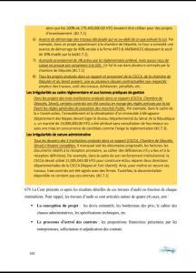 Radiographie du 2ème rapport de la CSC/CA sur le dossier PetroCaribe 3