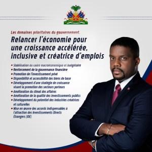 Haïti-Politique : Fritz William Michel en voie de devenir le nouveau Premier ministre légitime 1