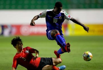 Coupe du monde U17: Haïti a connu une défaite dans l'ouverture du championnat 34
