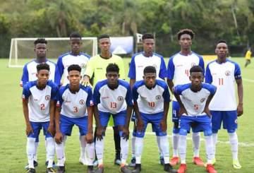 Coupe du monde Brésil U17: L'adrénaline monte du côté des jeunes grenadiers 6