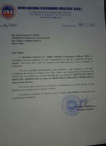 Dossier ONA : Accusation contre Me Newton Saint Juste, diffamation ou anticipation politique ? 1