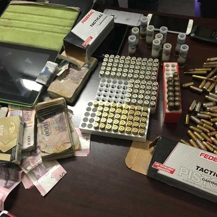 Qui sont ces sept individus arrêtés avec l'ancien député Arnel Bélizaire en possession d'un arsenal armes de guerre ? 3
