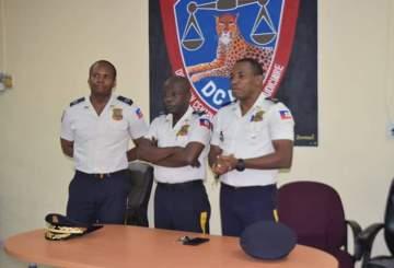 Haïti/Police : Leconte Frédéric prend les rênes de la DCPJ 6
