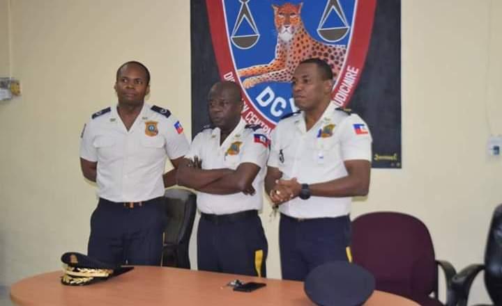 Haïti/Police : Leconte Frédéric prend les rênes de la DCPJ 1