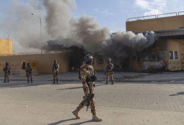 Tension États-Unis-Iran: Bagdad à nouveau bombardé ce week-end ! 1
