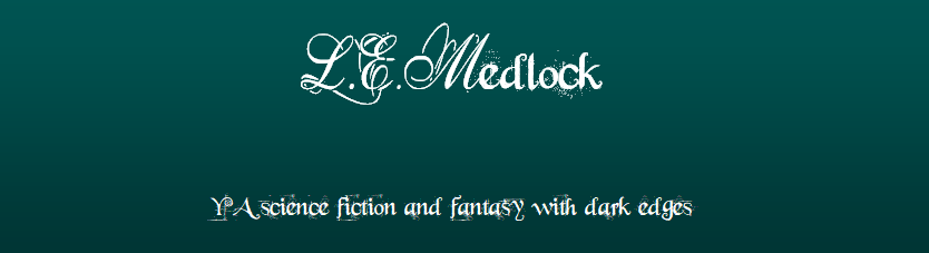 L.E. Medlock YA science fiction and fantasy author