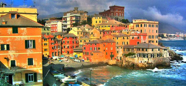 Genes-Italie