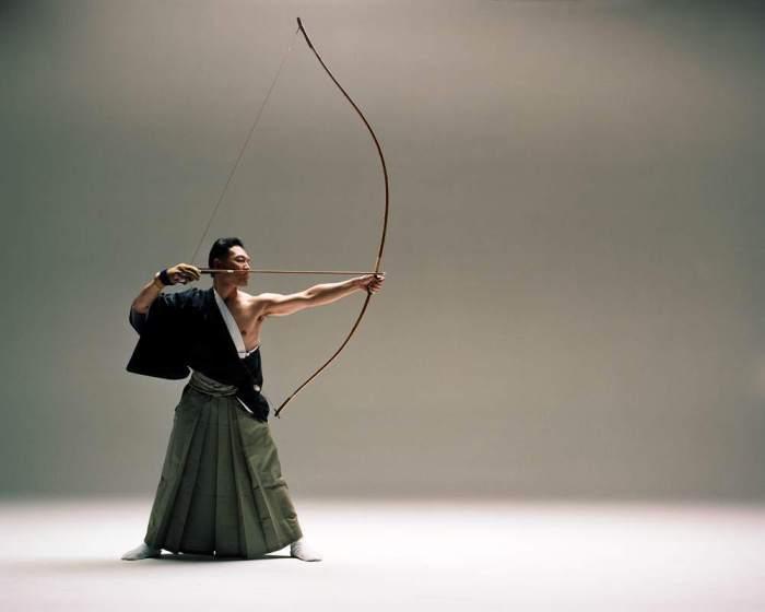 archer kyudo le melting potes