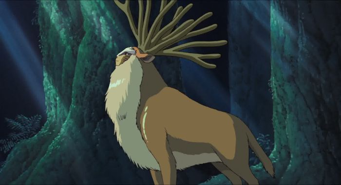 miyazaki-dieu-de-la-foret-cerf