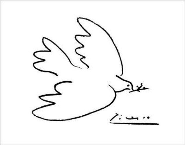 La Colombe De La Paix De Picasso Tout Ce Qu Il Y A à Savoir