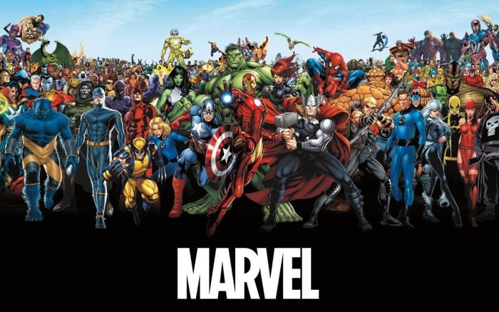 Marvel Super Héros marvel dc comics avis
