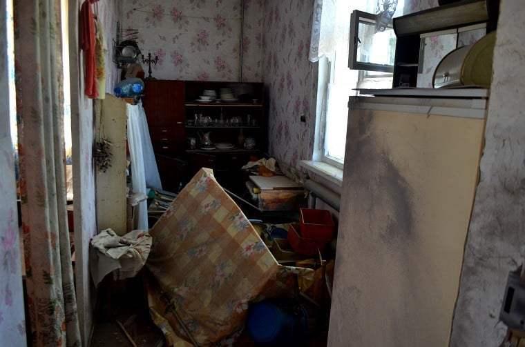 Донецкая весна вприцеле танков. Фоторепортаж Пятого канала