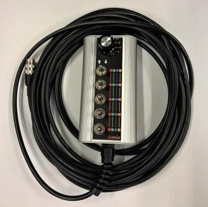 Telecommande filaire