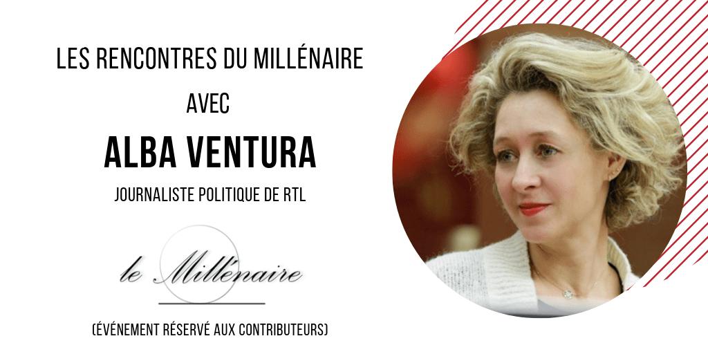 Le Millénaire rencontre Alba Ventura