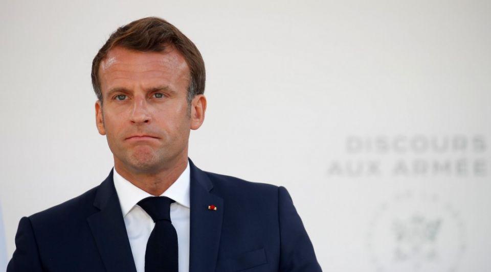 Retrouvez l'analyse de William Thay dans Atlantico «Pourquoi Macron peut s'inquiéter pour 2022 «