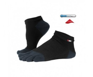os2o endurance chaussettes à doigts
