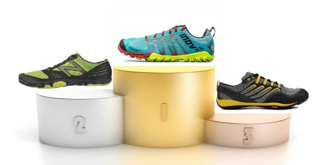 Les chaussures de Trail de la clinique du coureur