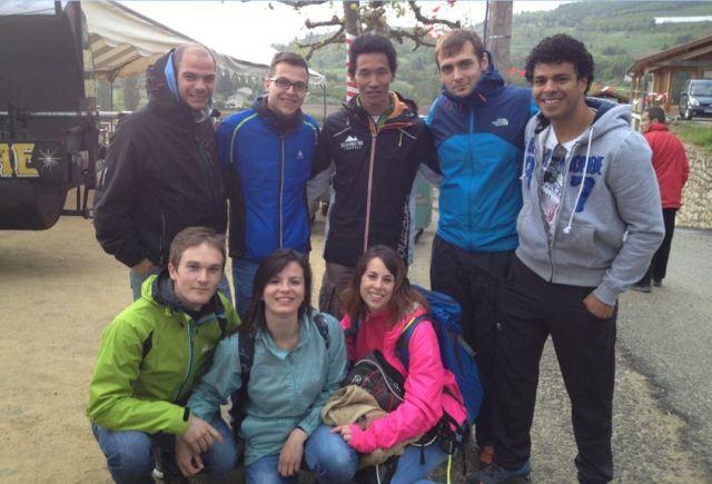 Dawa Sherpa Trail ardechois