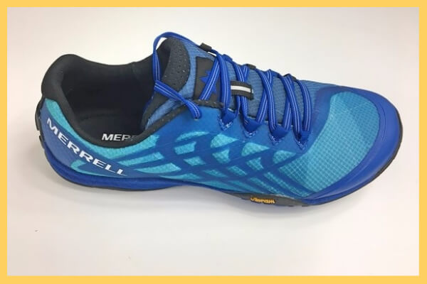 Merrell Trail Glove 4 bleue