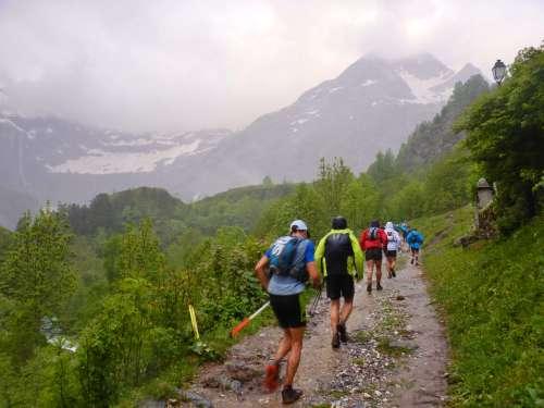 Ultra Trail en Vibram FiveFingers