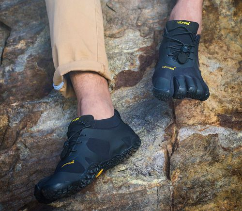 Les Vibram Five Fingers V-Alpha en tenue casual