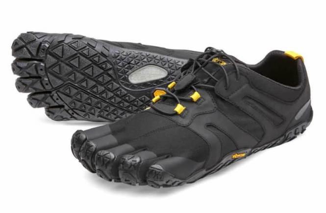 1556f768d8236b Nouvelle collection de chaussures barefoot Vibram Five Fingers. La chaussure  orteil Five Fingers trail et d´autres modèles.