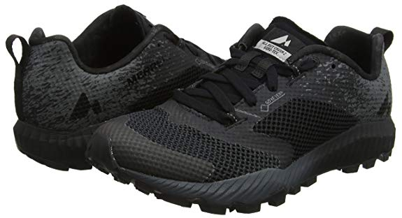 Merrell All Out Crush 2 Gore-Tex noir pour la montagne