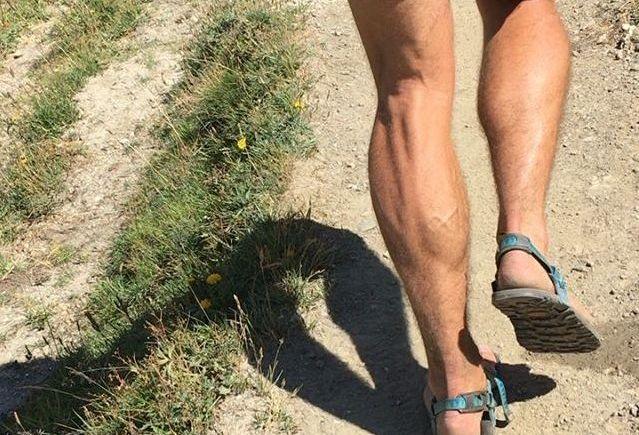 UTMB Luna Sandals