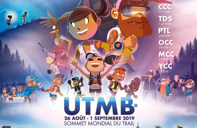 UTMB19 en Sandales Minimalistes