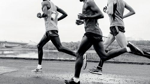 Compétition et foulée naturelle